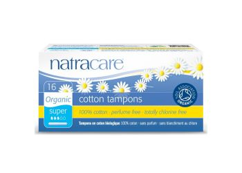 Natracare Tamponer Super