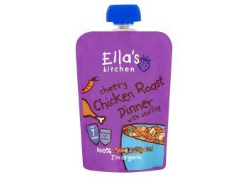 Ellas Kitchen Babymos Kylling og Grønnsaker 7mnd+