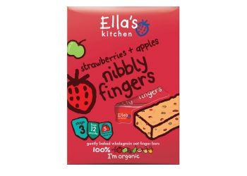 Ellas Kitchen Babykiks jordbær & æble fra 12 mdr. Ø