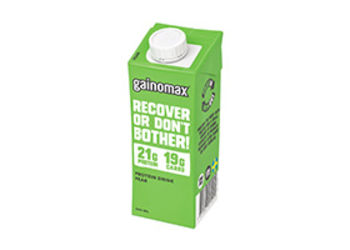 Gainomax Protein Drink Pear 250ml