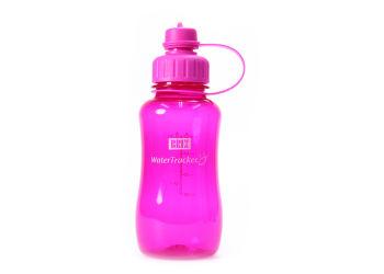 WaterTracker Hot pink 0,75 l  drikkedunk BRIX