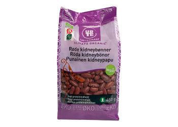 Urtekram Kidneybønner røde Ø
