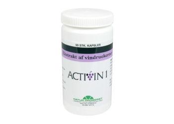 Natur-Drogeriet Activin 1 Vindruekerneekstrakt