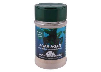 Natur-Drogeriet Agar-agar Pulver (Tang -  Stivelse)