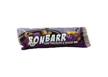 BonVita Chokoladebar Mørk M. Nougat Ø