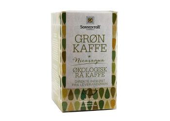 Sonnentor Grøn Kaffe  Ø