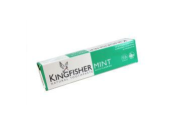 Kingfisher Toothpaste Tandpasta Mynte M. Fluor Kingfischer