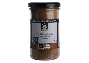 Urtekram Kakao fairtrade 10-12% Ø