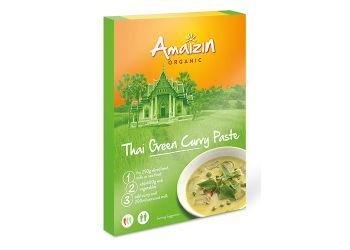 Amaizin Karry Pasta Grøn Thai Ø