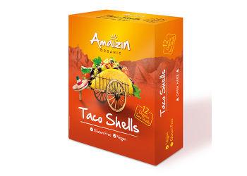 Amaizin Taco Skaller 12 Stk. Ø