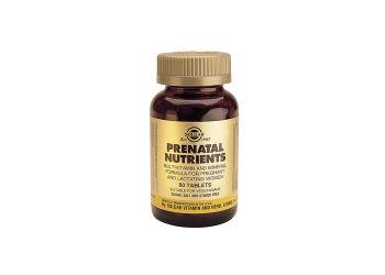 Solgar Prenatal Mulitvitamin For  Gravide
