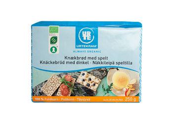 Urtekram Fuldkornsknækbrød m. spelt Ø