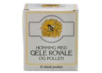 Honning M. Gele Royale