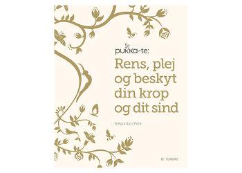Pukka  Rens, Plej & Beskyt Din Krop  Og Dit Sind Bog Forfatter Sebastian Pole