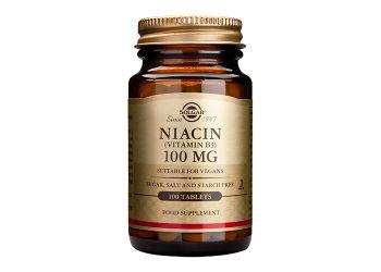 Solgar B3 Vitamin Niacin