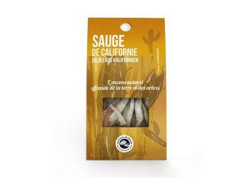Aromandise Salvie Blade Røgelse Hvide Fra Californien
