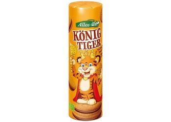 Allos Konge Tiger Kiks Ø