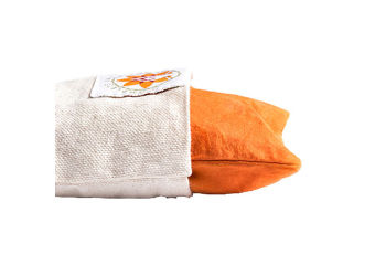 Complete Unity Yoga Øjenpude M. Etui Orange