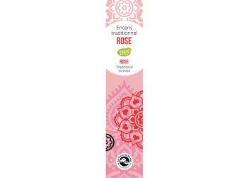 Aromandise Rose Indisk Røgelse