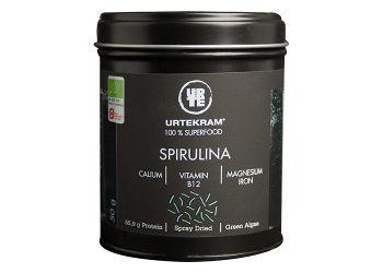 Urtekram Spirulina pulver Ø