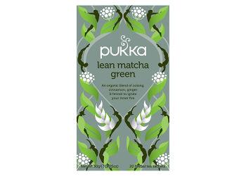 Pukka  Lean Matcha Green Te Ø Pukka
