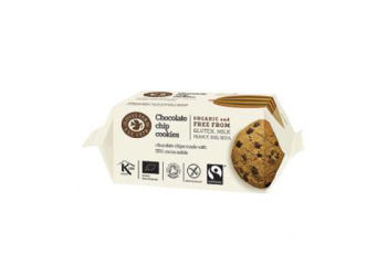 Doves Farm Organic Chocolate Chip Cookies Ø