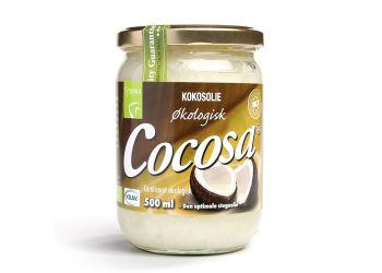 Cocosa  Ren Kokosolie Som  Stegeolie Ø