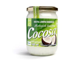 Cocosa  Extra Jomfru  Kokosolie Som Smør Ø