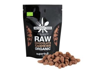 Superfruit Cashews Raw Chocolate Ø
