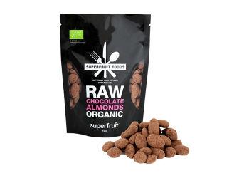 Superfruit Almonds Raw Chocolate Ø