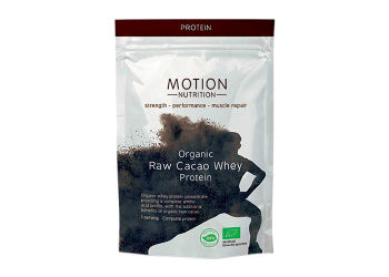 Motion Nutrition Valleprotein M. Raw Kakao Ø