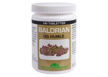Natur-Drogeriet Baldrian & Humle