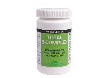 Natur-Drogeriet B-complex Total