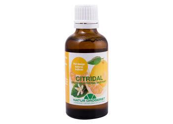 Natur-Drogeriet Citridal Dråber  Til Kosmetisk Brug. Grapefrugtkerne Ekst