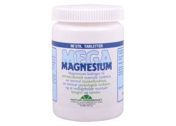Natur Drogeriet Mega Magnesium 200 Mg