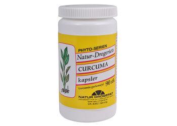 Natur-Drogeriet Curcuma M. Gurkemeje 495 Mg