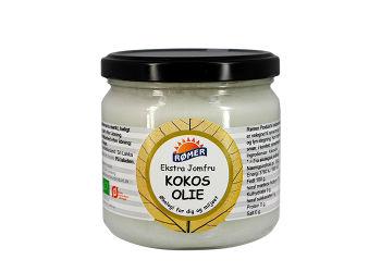 Rømer Kokosolie Ekstra Jomfru Ø Koldpresset