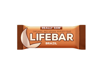 AbsorBurn Lifebar Brazil Paranøtt Raw Ø