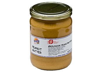 Peanut Butter Ekologisk 500 G