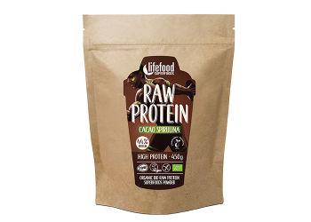 AbsorBurn Proteinpulver Kakao Spirulina Ø Superfood RAW