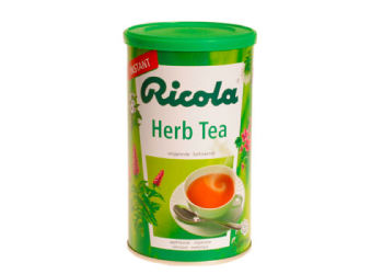 Ricola Swiss Herb Tea Instant