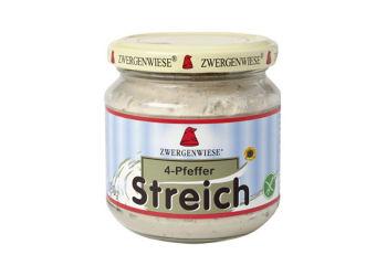 Zwergenwiese Smørepålæg 4-peber