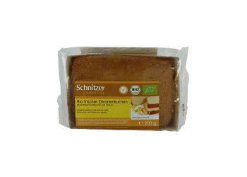 Schnitzer Sandkage M. Citron Glutenfri Ø