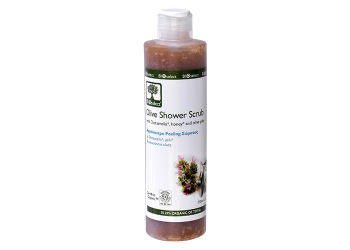 BIOselect Oliven Shower Scrub