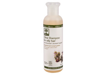 BIOselect Oliven Shampo Fedtet Hår Bioeco