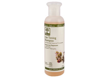 BIOselect Oliven Shampoo Hair Toning (Styrkende)