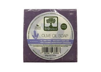 BIOselect Oliven Sæbe Lavendel
