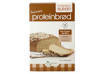 Funktionel Mad Proteinbrød Glutenfri