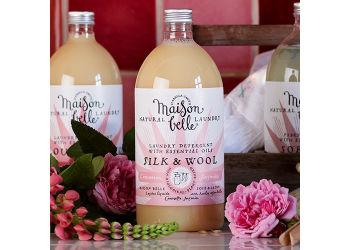 Isabella Smith - Maison Belle Vaskemiddel Silk & Wool Cinnamon/jasmine