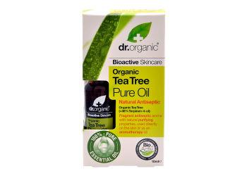 Dr. Organic Tea Tree Pure Oil